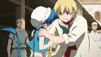 Season 01, Episode 01 Aladdin and Alibaba
