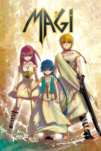 Watch Magi