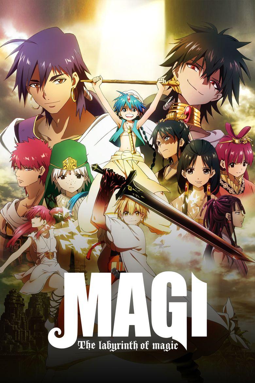 Watch Magi: The Labyrinth of Magic