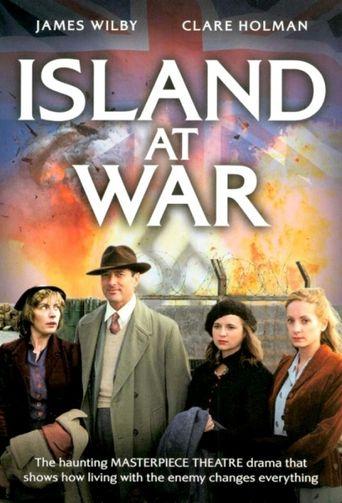 Island at War Poster