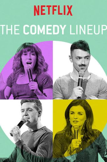 Watch The Comedy Lineup