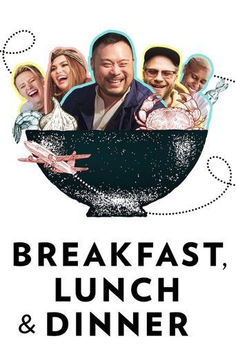 Breakfast, Lunch & Dinner Poster