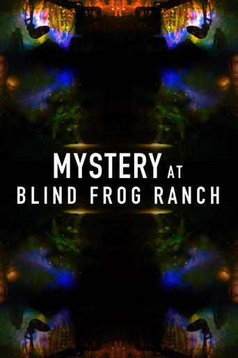 Mystery at Blind Frog Ranch Poster