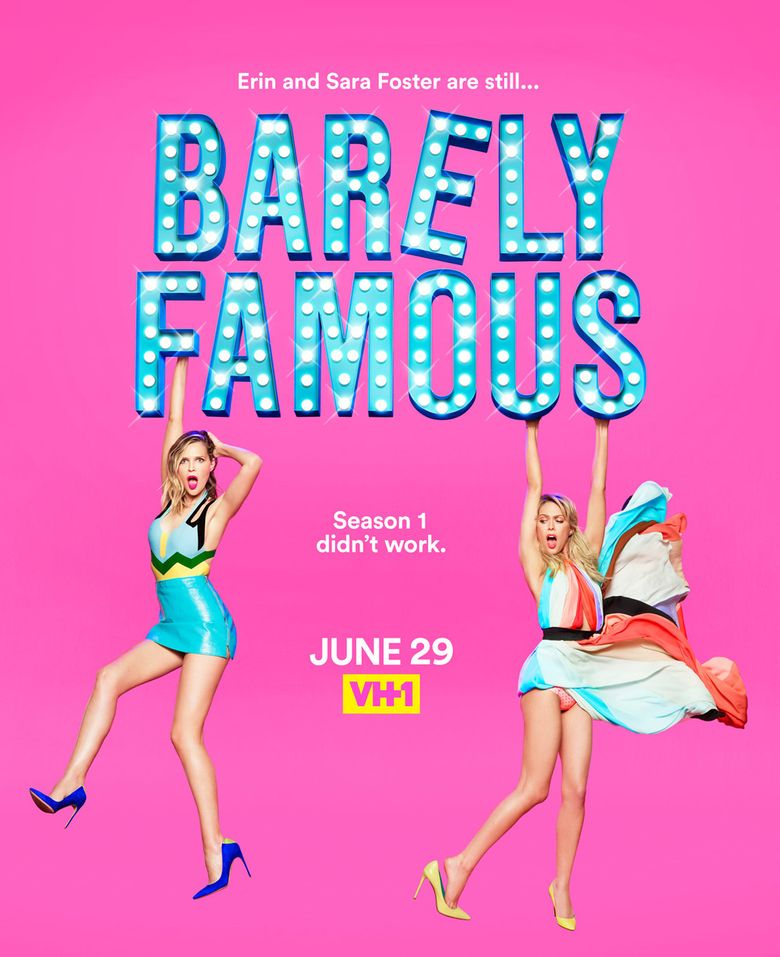 Barely Famous Poster