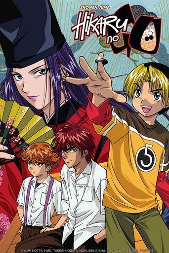 Hikaru no Go Poster