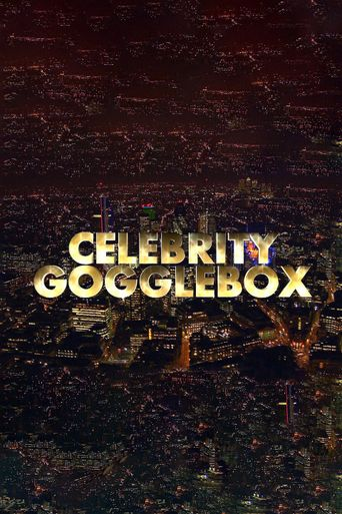 Celebrity Gogglebox Poster