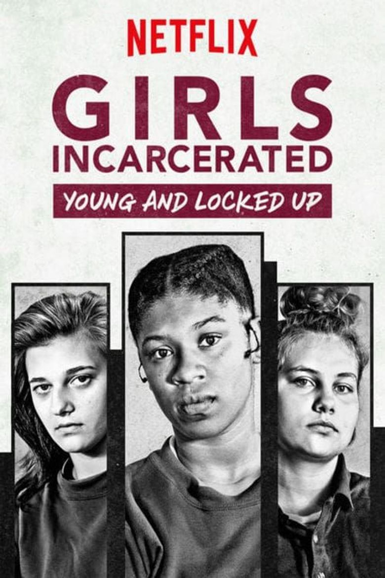 Girls Incarcerated Poster