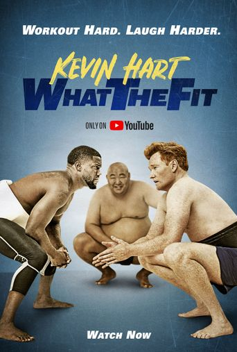 Kevin Hart: What the Fit Poster