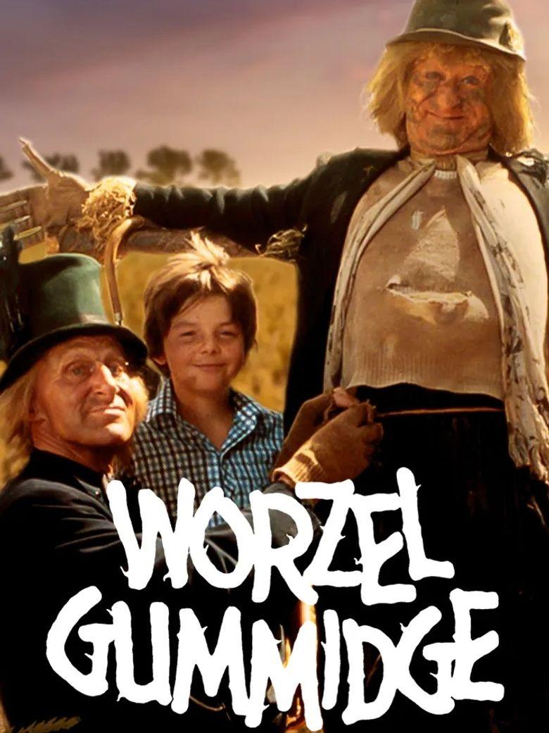 Worzel Gummidge Poster