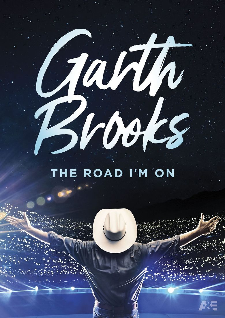 Garth Brooks: The Road I'm On Poster