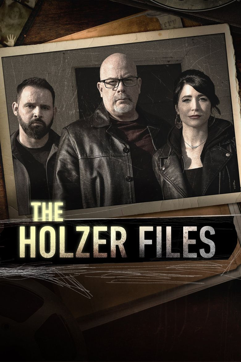The Holzer Files Poster