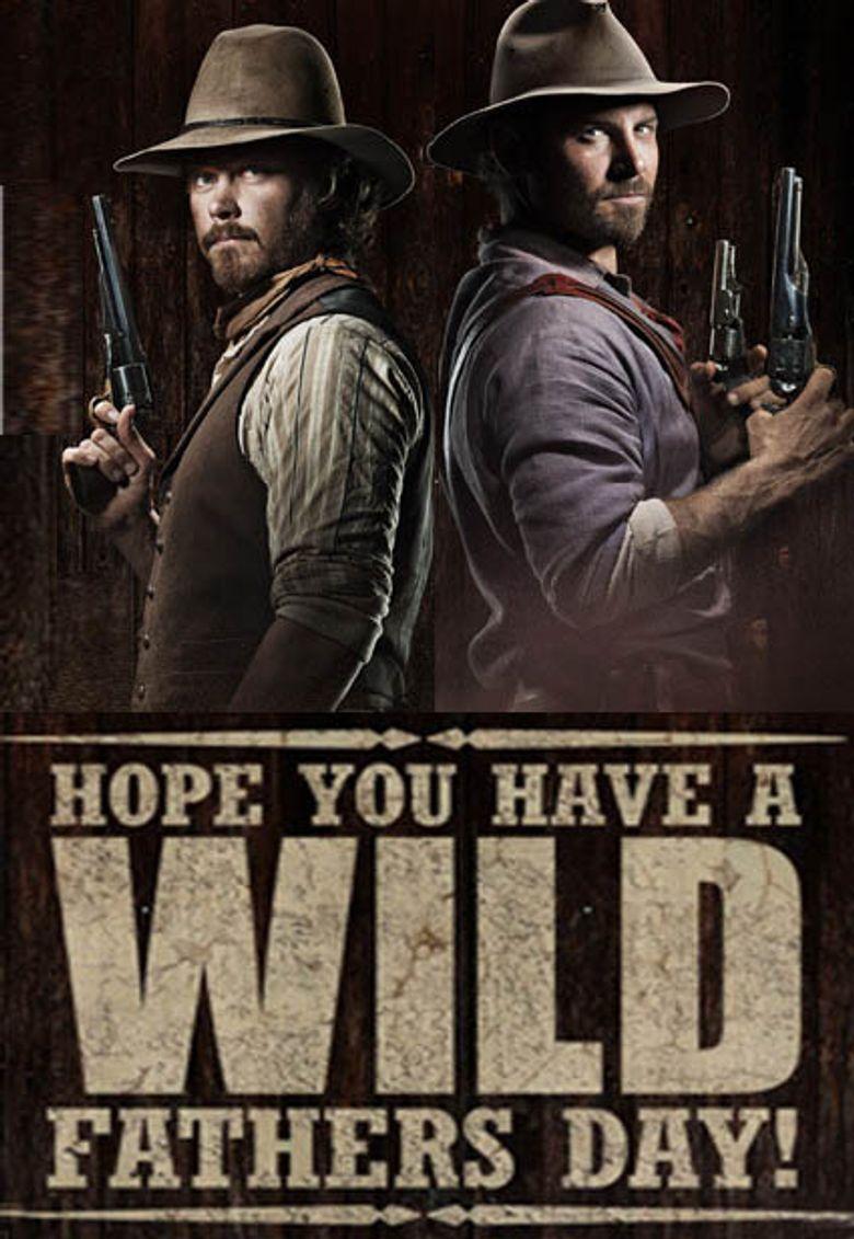 Wild Boys Poster
