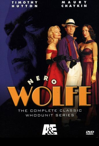 A Nero Wolfe Mystery Poster