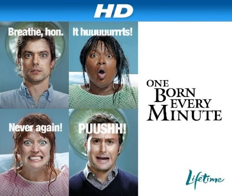 One Born Every Minute (US) Poster