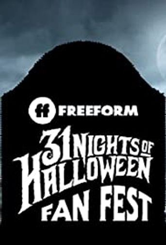 31 Nights of Halloween Fan Fest Poster
