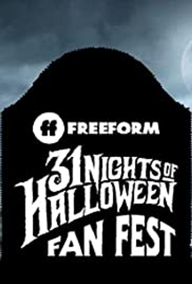 31 Nights of Halloween Fan Fest Poster
