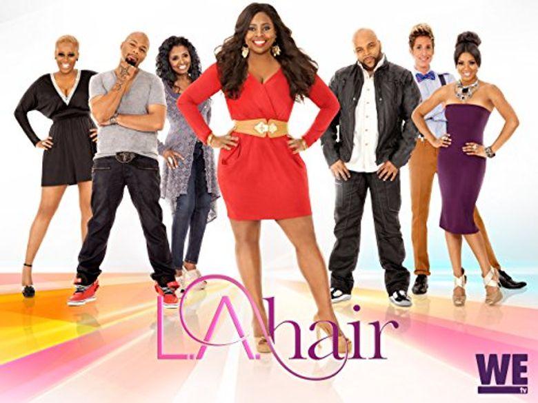 L.A. Hair Poster
