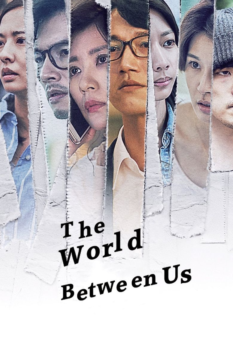 The World Between Us Poster