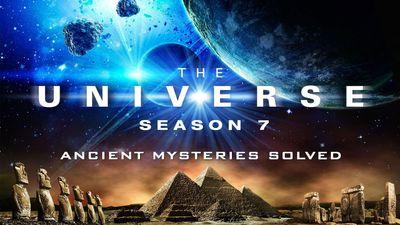 Season 08, Episode 02 Pyramids