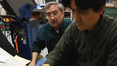Season 01, Episode 06 Spaceship Earth