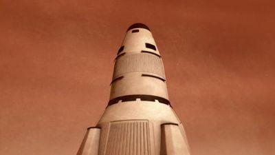 Season 06, Episode 04 Crash Landing on Mars