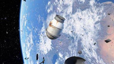 Season 04, Episode 03 It Fell From Space