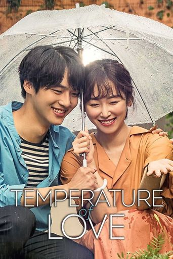 Temperature of Love Poster