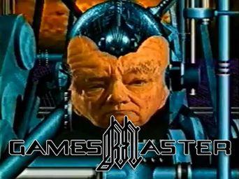 GamesMaster Poster
