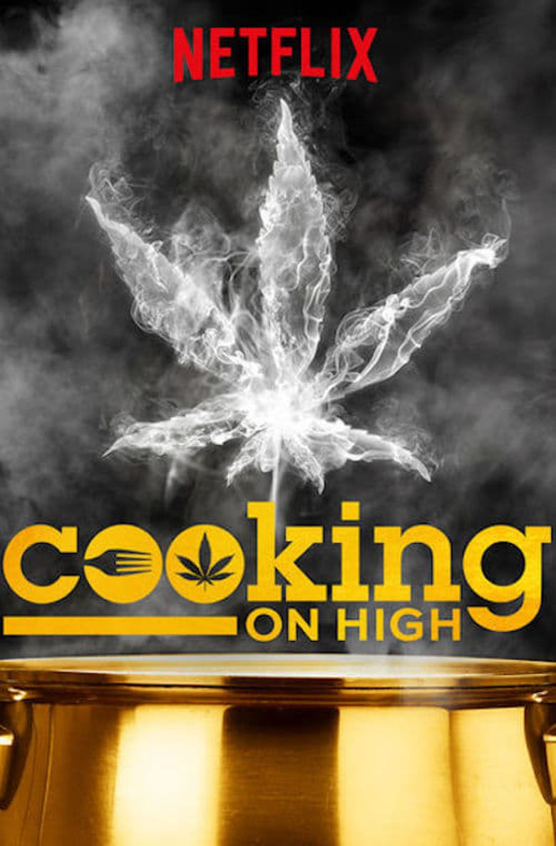 Cooking on High Poster