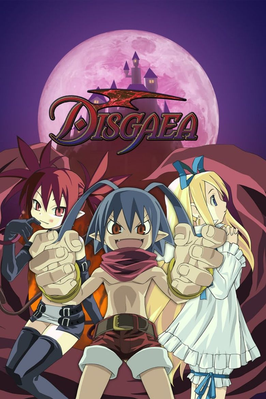 Disgaea Poster